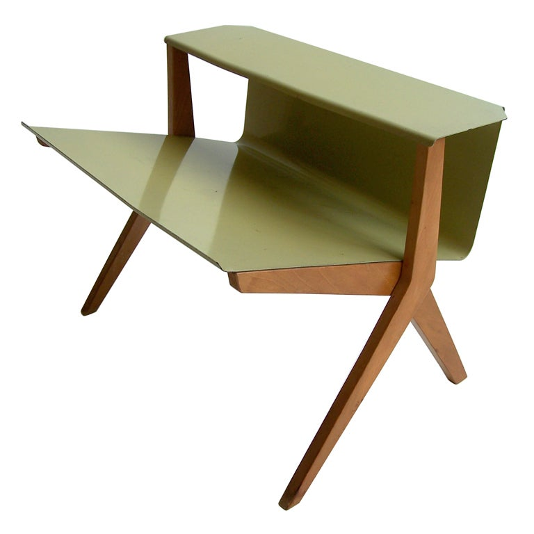 Dutch magazine table attributed to Hein Stolle Group at 1stdibs