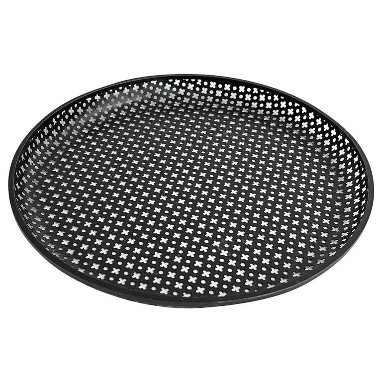Modern and contemporary glam in style, black decorative trays will charm your guests and spark conversation. To find a black tray which suits your needs and style, consider the type, shape, and design of different trays as you browse.