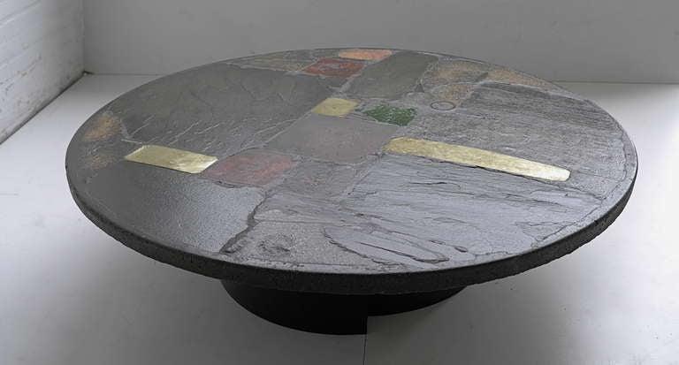 Large Paul Kingma Art Coffee Table 3