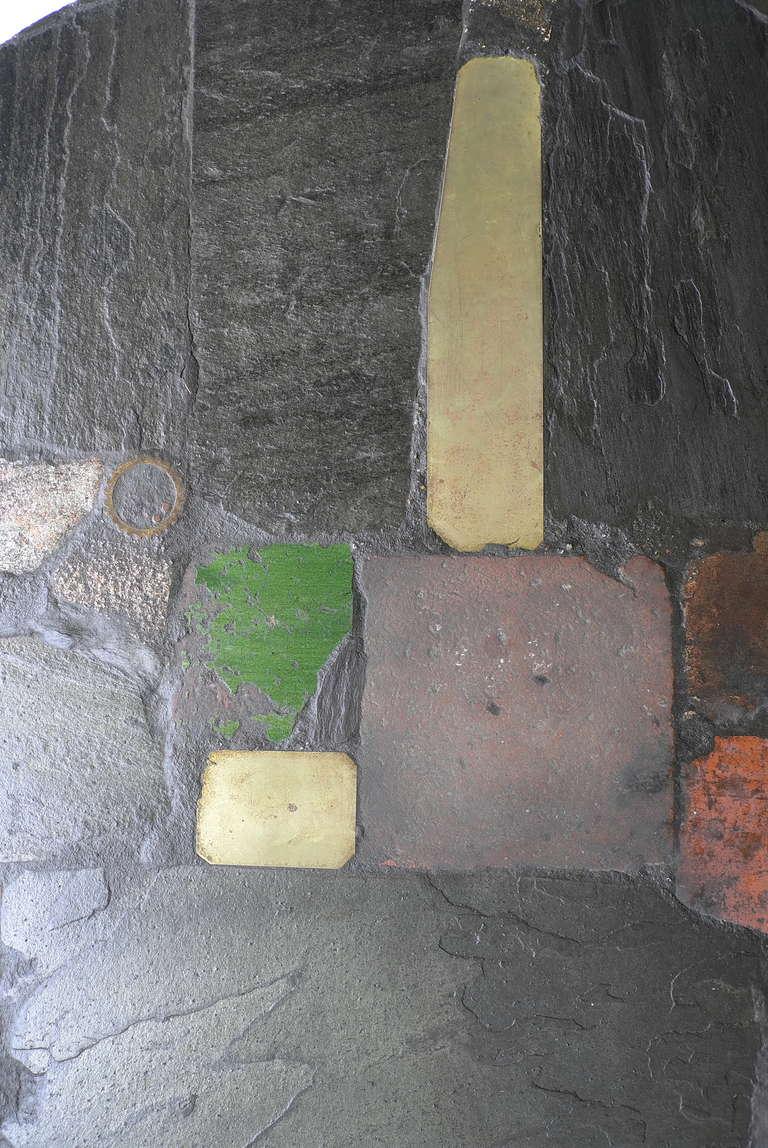 Large Paul Kingma Art Coffee Table 6