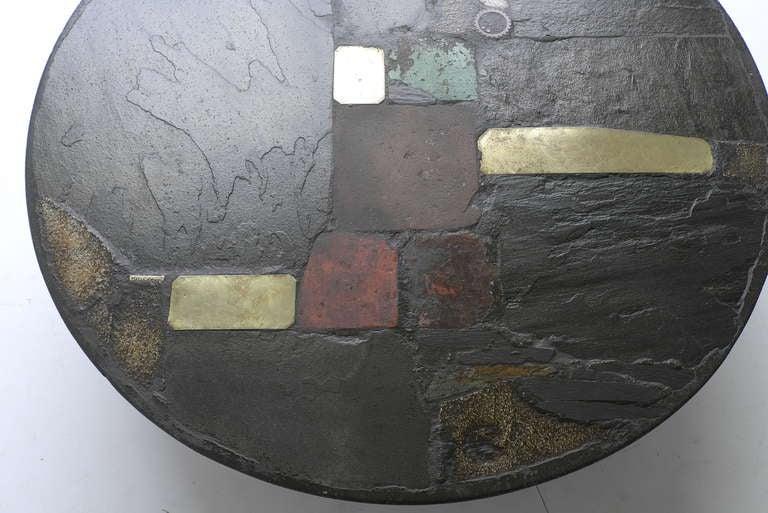 Large Paul Kingma Art Coffee Table 7