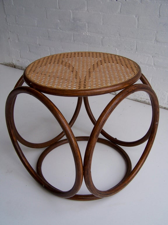 Michael Thonet Stool For Sale 2