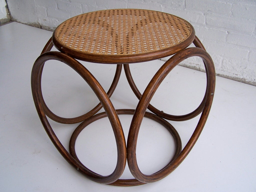 Michael Thonet Stool For Sale 3