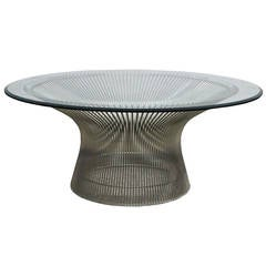 Warren Planter Coffee Table for Knoll