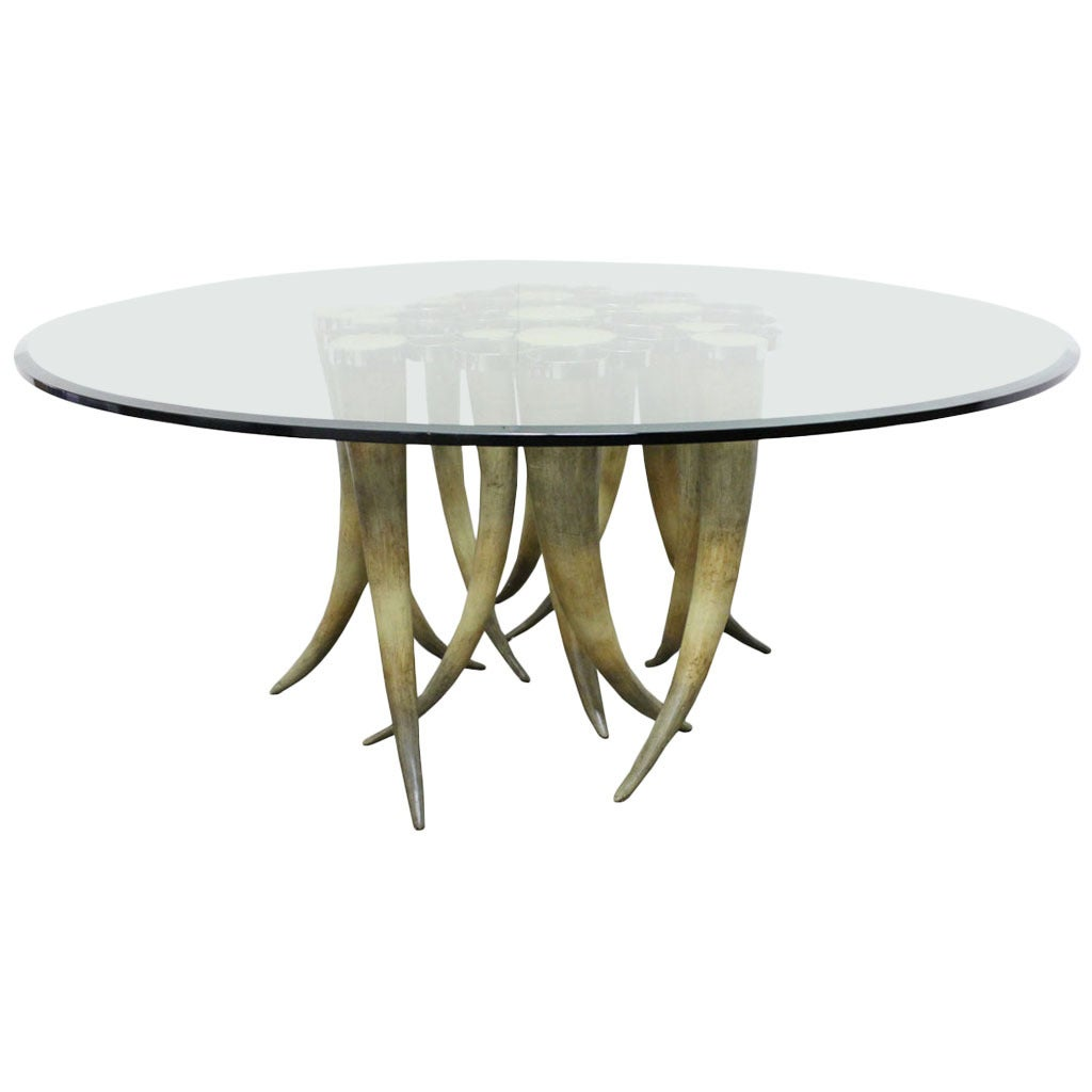 Large-Scale Tusk Dining Table
