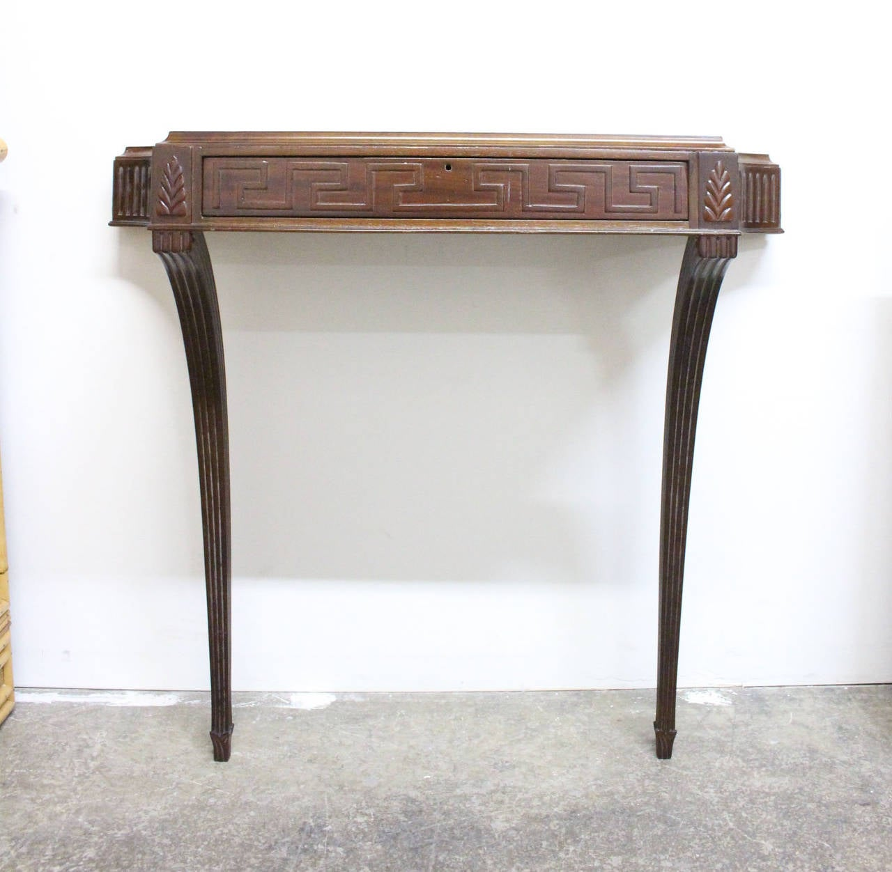 wallmounted console table by grosfeld house for sale at stdibs - wallmounted console table by grosfeld house