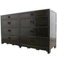 Eight-Drawer Dresser by Baker