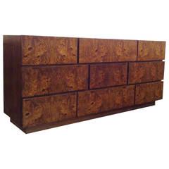Burl Dresser by Lane