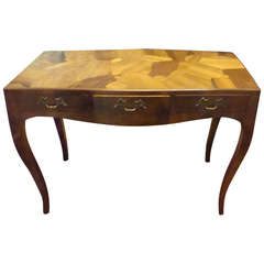 Olivewood Italian Desk