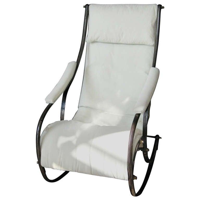 English Winfield Style Iron Chair