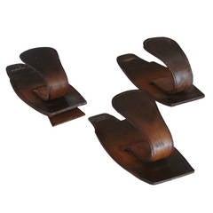 Adnet Leather Hooks