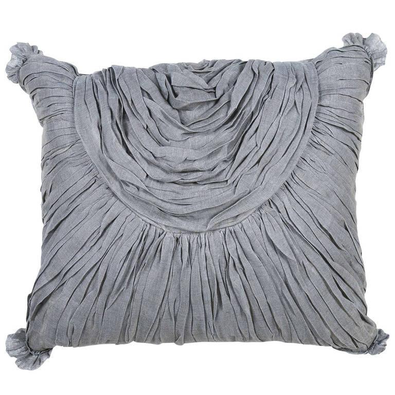 Shirred Pillow