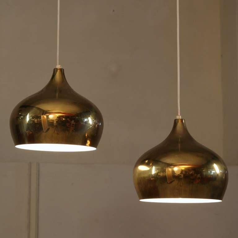 Gallery For Brass Pendant Light