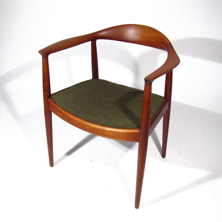 "Hans Wegner""The Chair"" at 1stdibs"