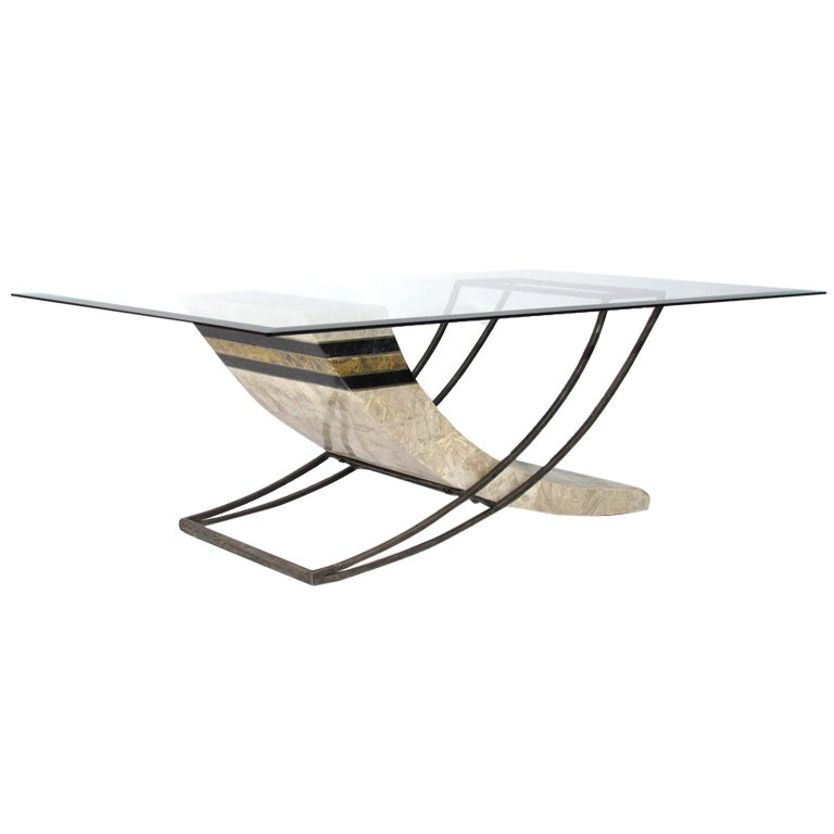 Maitland Smith Coffee Table At 1stdibs