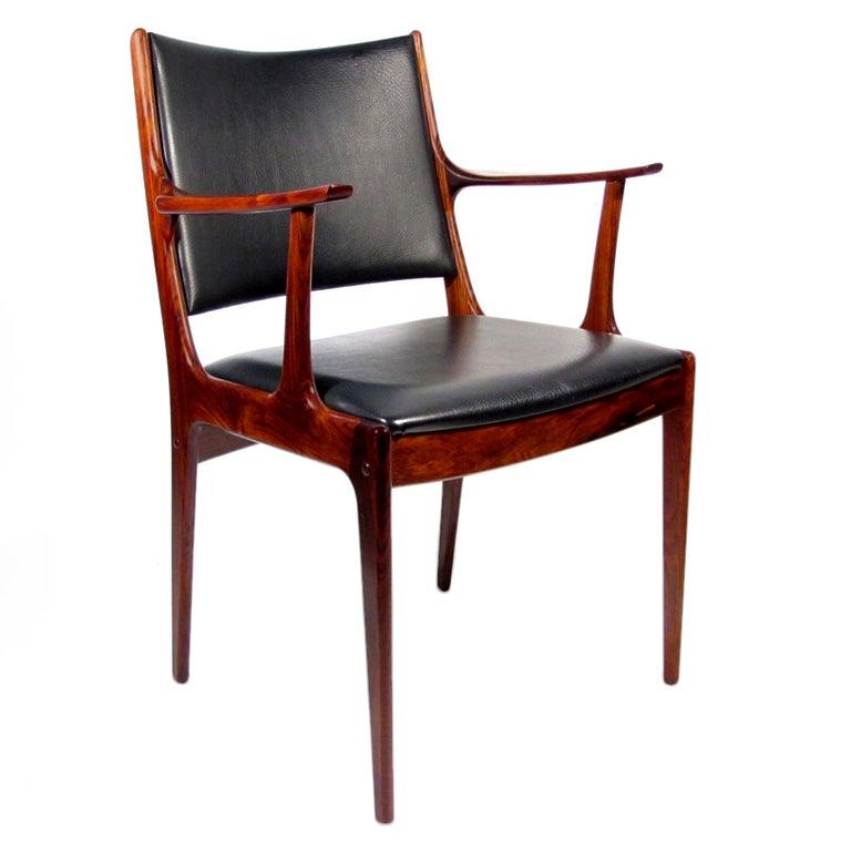 Johannes Andersen Chair At 1stdibs