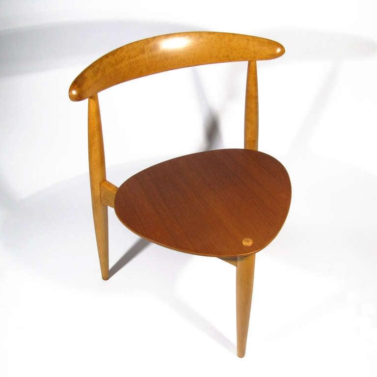 Hans Wegner Chair at 1stdibs