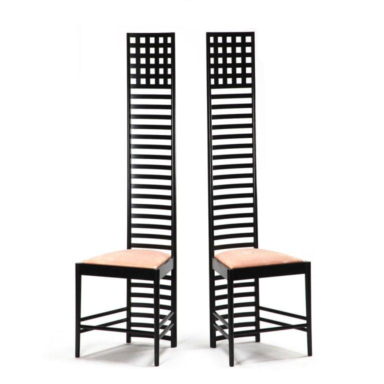 Charles mackintosh chairs at 1stdibs