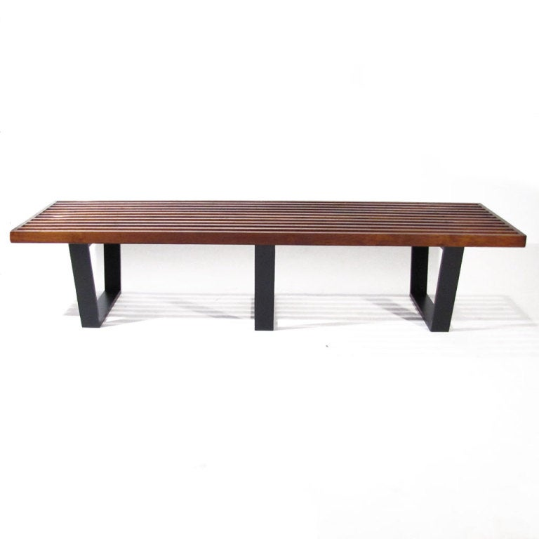 George Nelson Bench At 1stdibs
