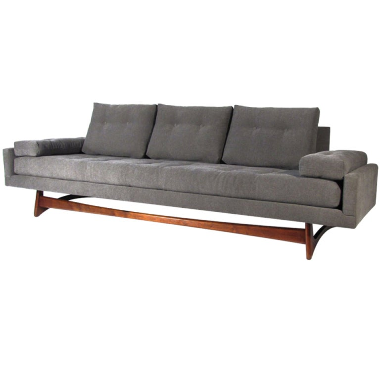 Adrian Pearsall Sofa At 1stdibs