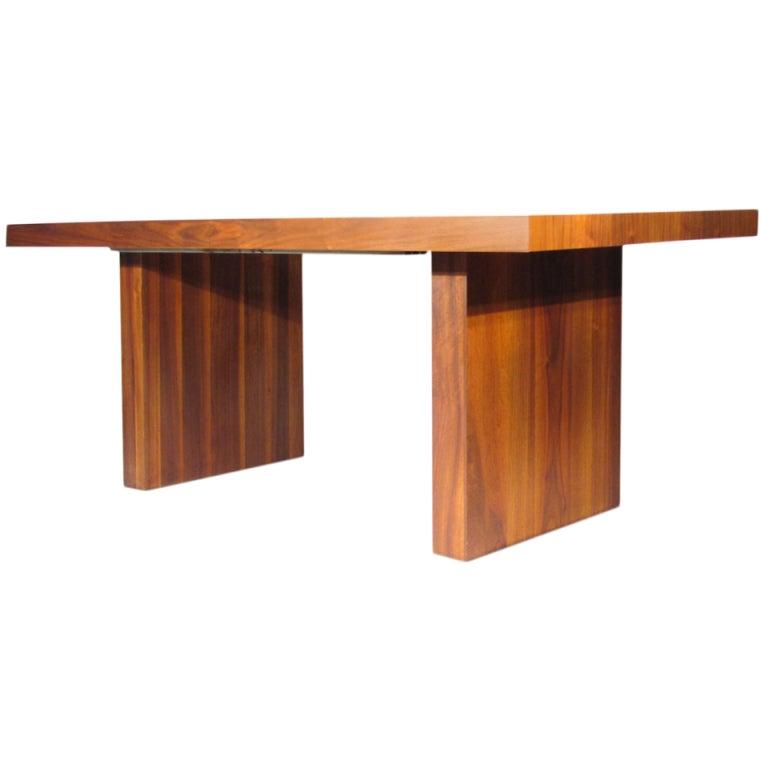 Milo Baughman Table At 1stdibs