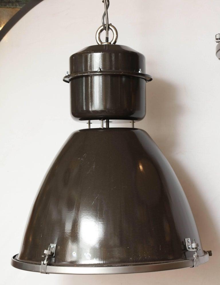 Czechoslovakian Pendant Light For Sale 1