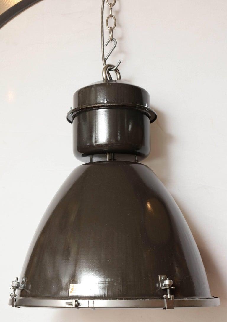 Czechoslovakian Pendant Light For Sale 5