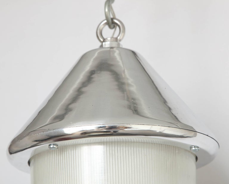 Mid-20th Century Rare Wartime Welsh Pantry Lights For Sale