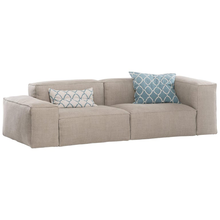 Modern Italian Designer Sofa Tailor Made
