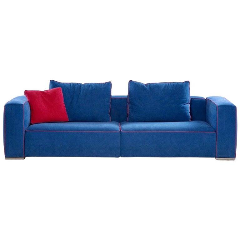 Modern Italian Tailor Made Sofa Handmade In Italy For