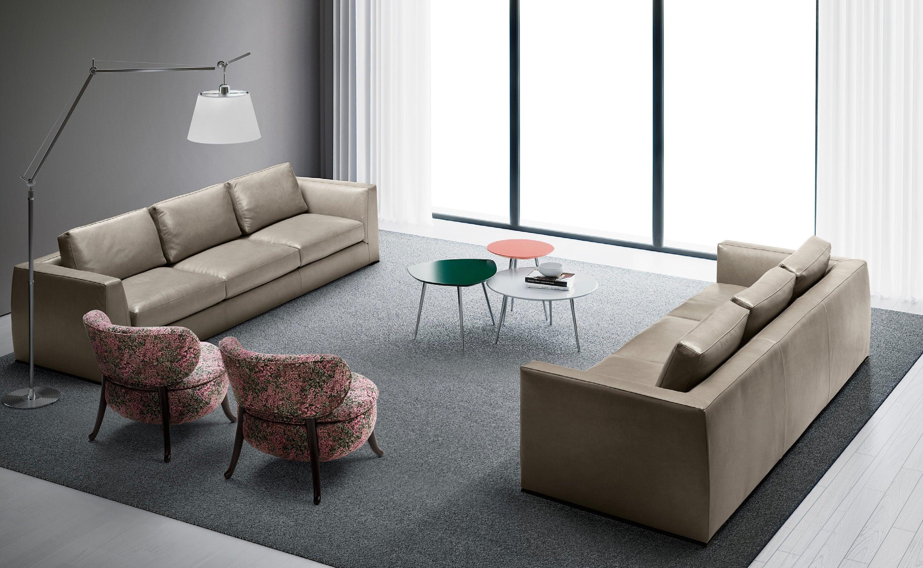 Italian Modular Designer Sofa Design Giulio Manzoni Made In Italy