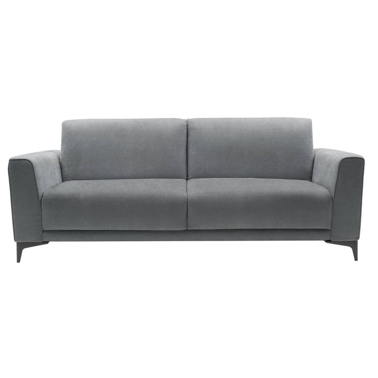 Modern Italian Sofa Bed, Fabric, Contemporary Design Made in Italy ...