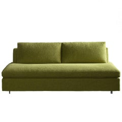 Italian Modern Sofa Bed SB46, Made in Italy, New, Fabric