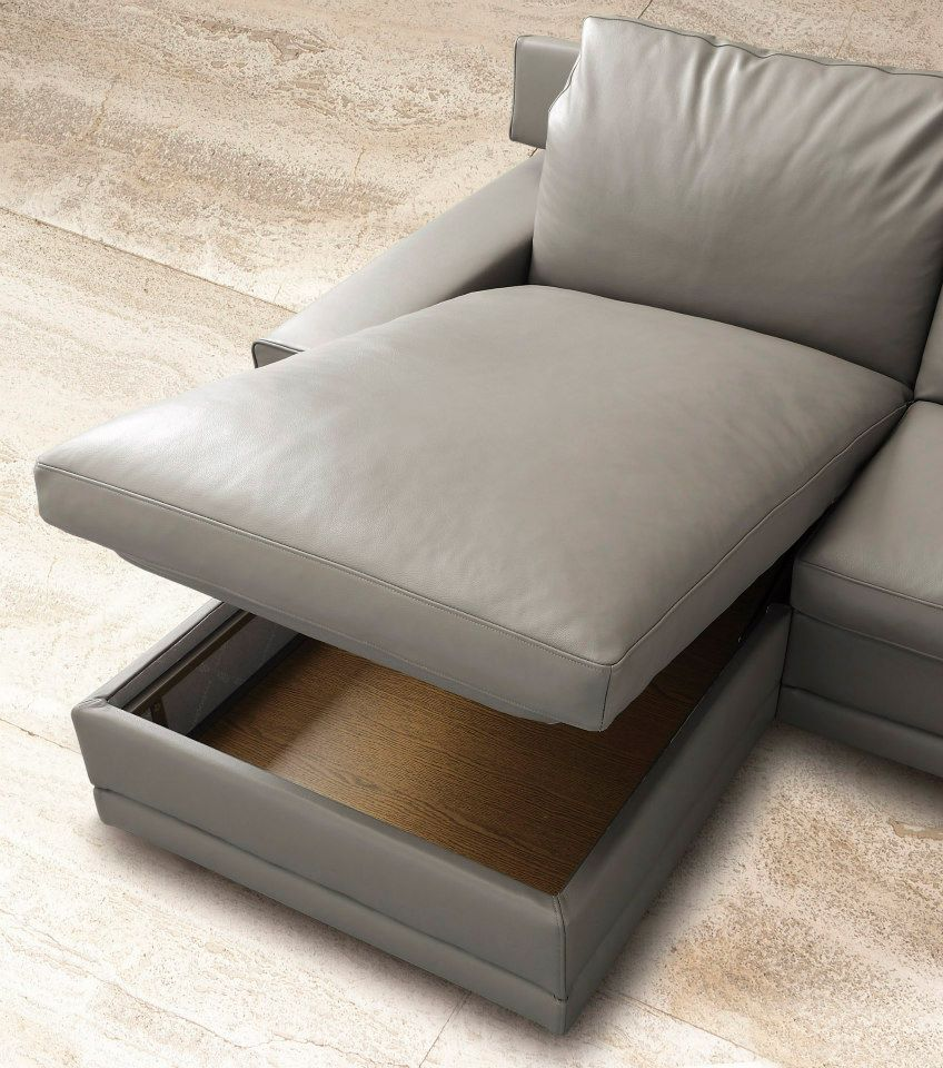 Modern Designer Sectional Sofa Bed available in fabric or leather ...