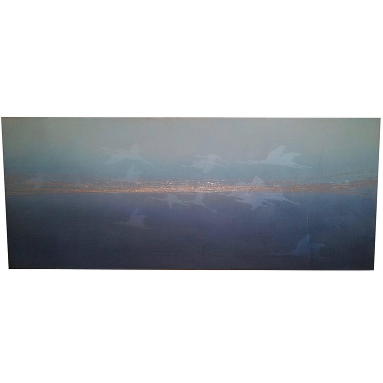 Contemporary Painting, Artwork, Italian Artist, 2007 For Sale