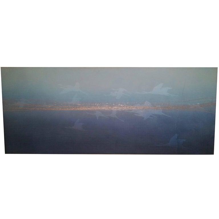 Contemporary Painting, Artwork, Italian Artist, 2007