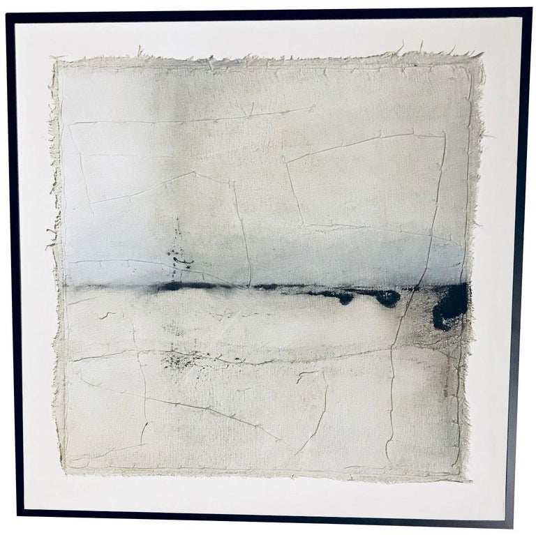 Contemporary Painting by Belgian Artist Diane Petry For Sale