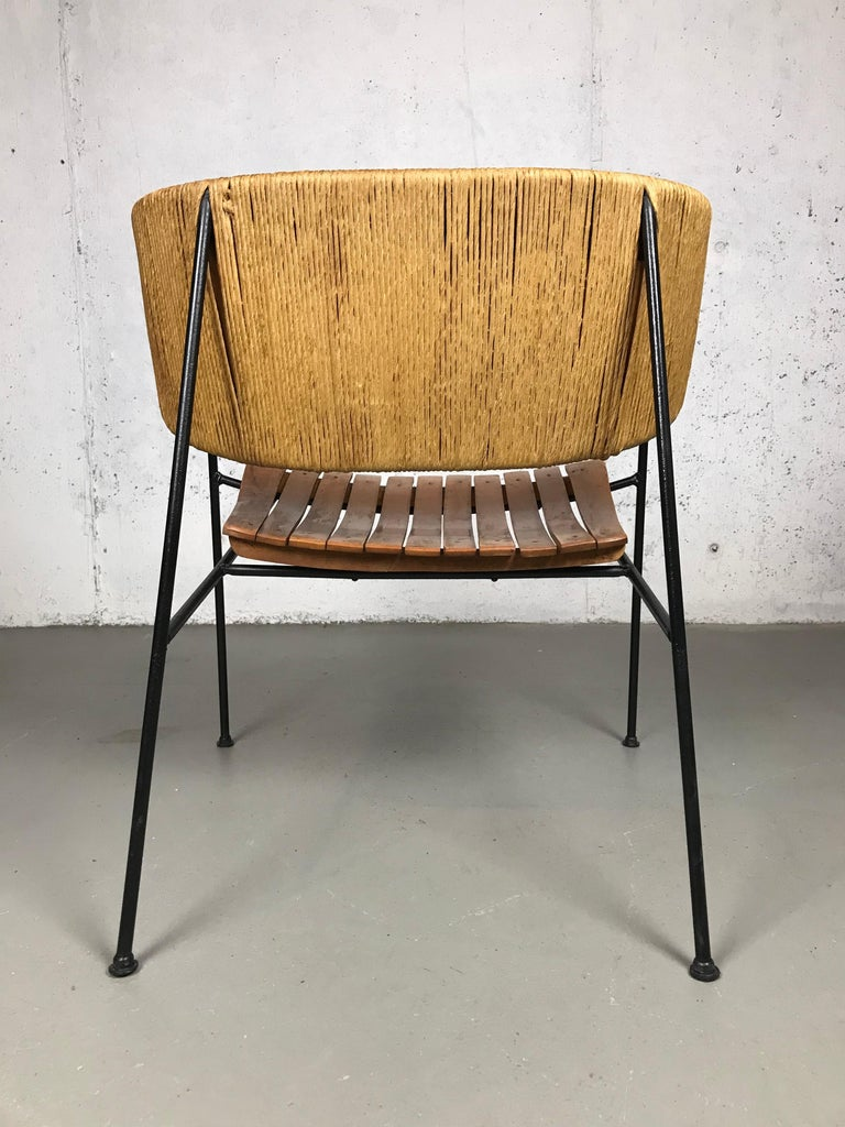 Mid-20th Century Lounge Chair by Arthur Umanoff for Shaver Howard and Raymor For Sale