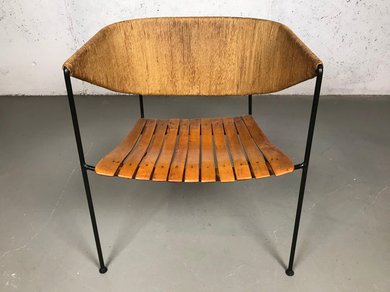 Lounge Chair by Arthur Umanoff for Shaver Howard and Raymor For Sale 2