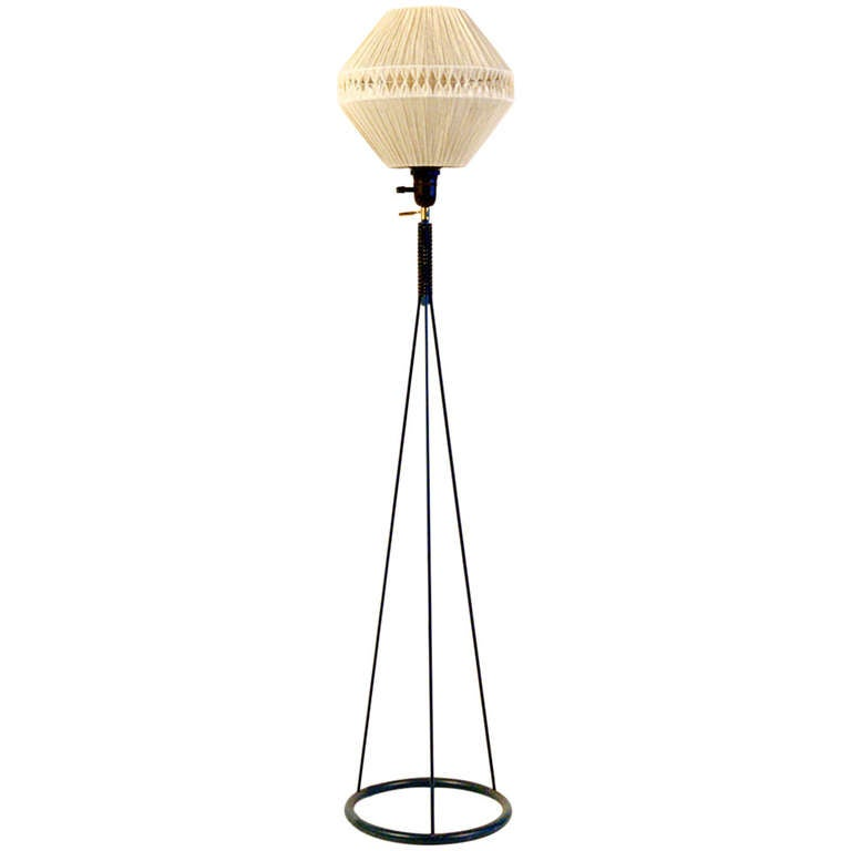Cool Looking Asea Adjustable Floor Lamp Sweden At 1stdibs