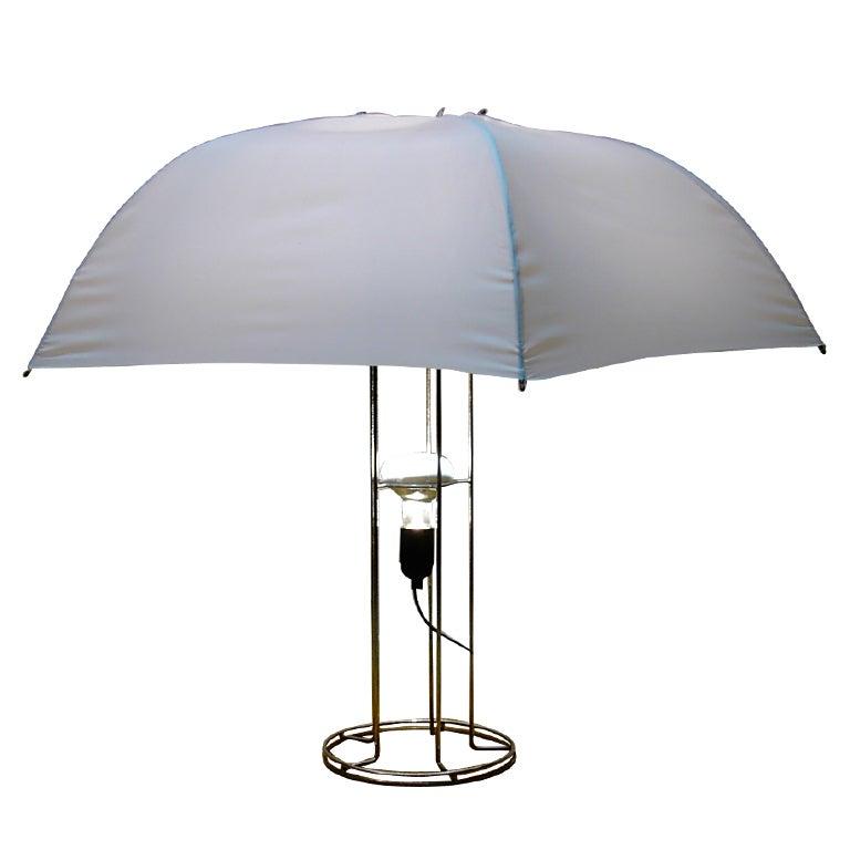 Umbrella Lamp by Gijs Bakker (Droog design) for Artimeta For Sale ...