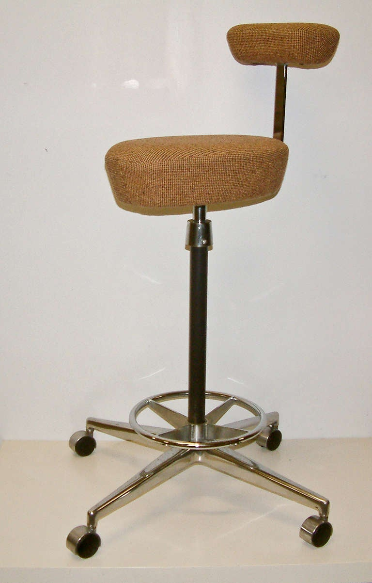 ... Robert Miller Furniture By Robert Probst Quot Perch Chair Quot For  Herman Miller At 1stdibs ...