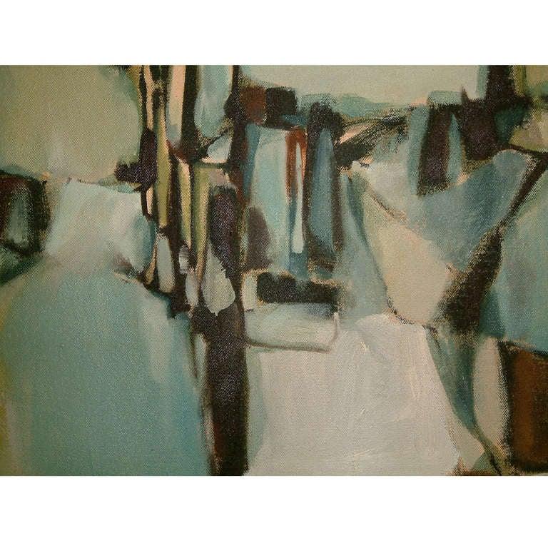 Nancy Camden Witt Oil On Canvas At 1stdibs