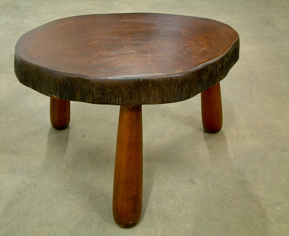 Redwood Occasional Table At 1stdibs