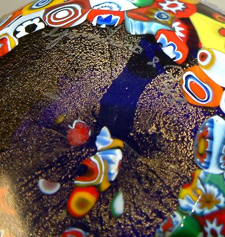 Gambaro Poggi Murano Vase Gambaro Poggi Murano Vase