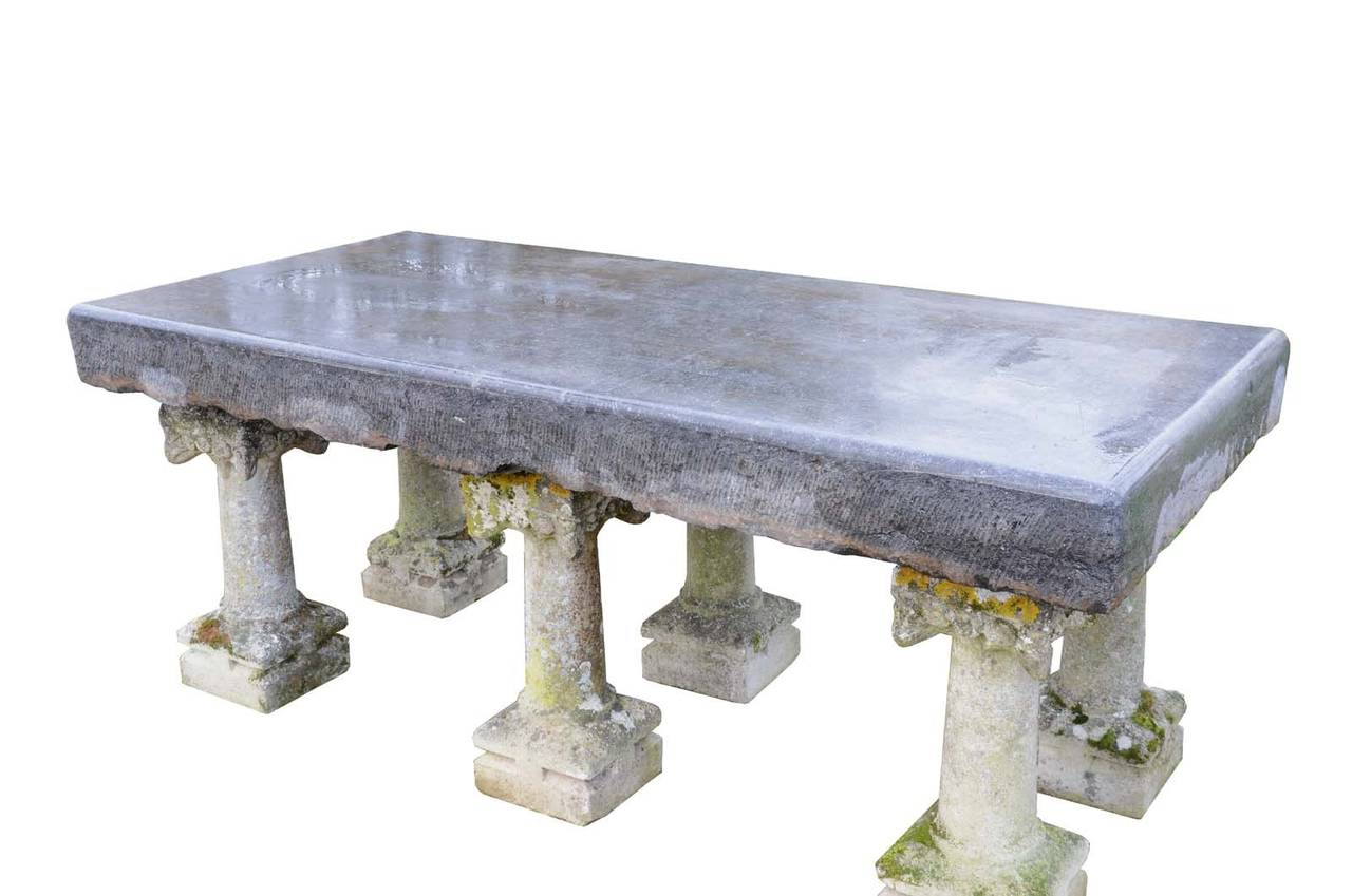Garden table - 19th Century 5
