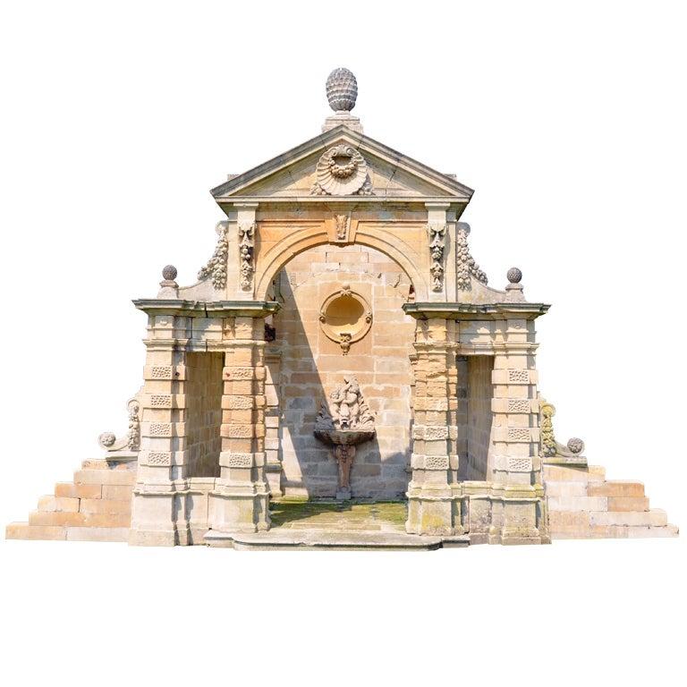 Italianate Renaissance Syle Stone Kiosque Cowbridge House For Sale At 1stdibs