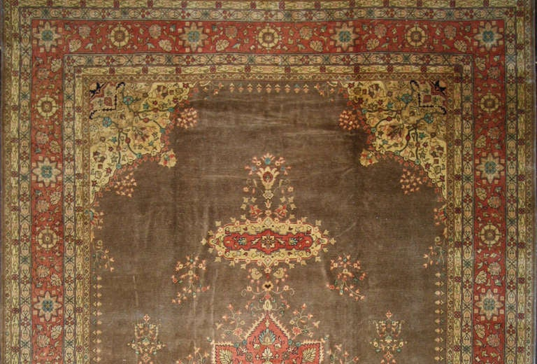 72650 Antique Romanian Gallery Rug With Victorian Style This From Romania