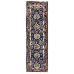 Antique Indian Agra Carpet Runner