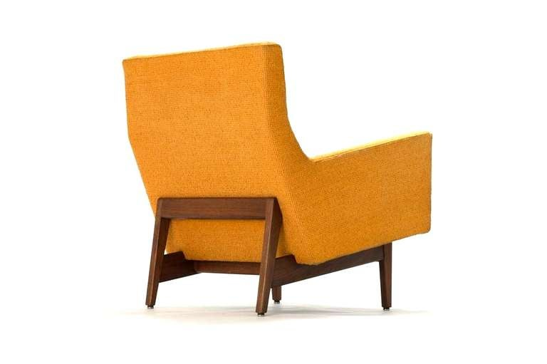 Jens Risom Lounge Chair at 1stdibs